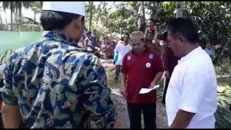 PT RBT Bagikan 14 Hewan Kurban ke tiga Kabupaten di Babel