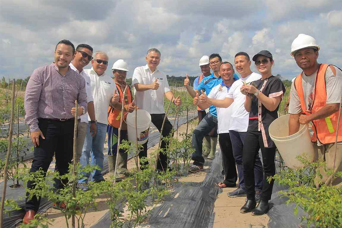 PT RBT GELAR PROGRAM REKLAMASI BERKELANJUTAN BERTEMA GREEN FOR GOOD