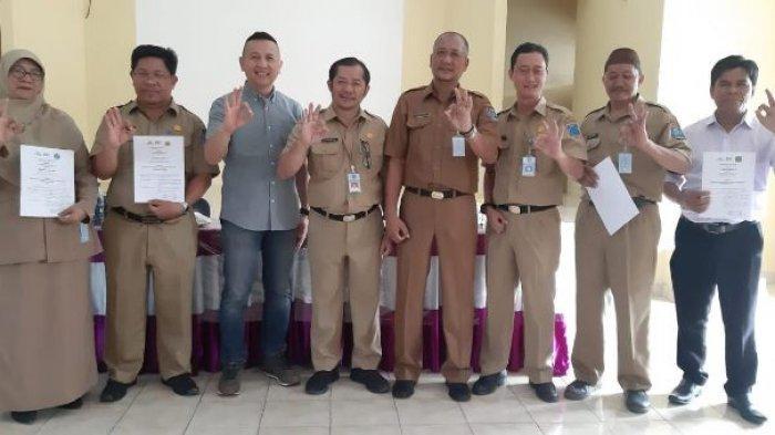 Budidaya Pohon Asam PT RBT Jalin Kerjasama dengan SMA/SMK di Kabupaten Bangka